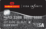 AmBank Islamic Visa Infinite