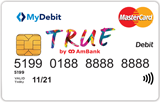 TRUE by AmBank Debit MasterCard